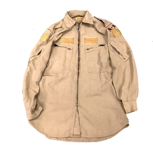 Military Shirt Size 7340, Tan