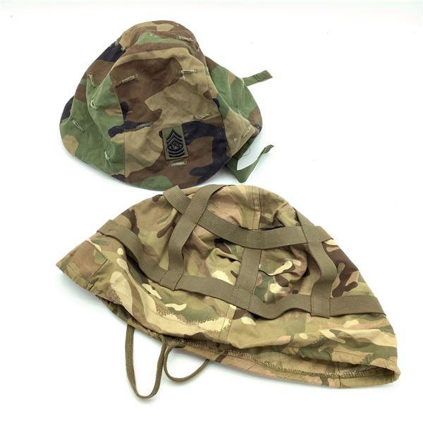 Helmet Cover, Camo X 2
