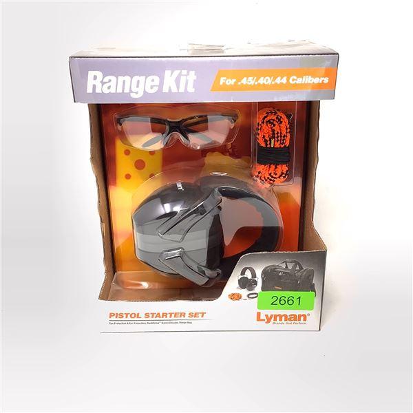Lyman Range Kit for 40 / 45 and 44 Cal, New