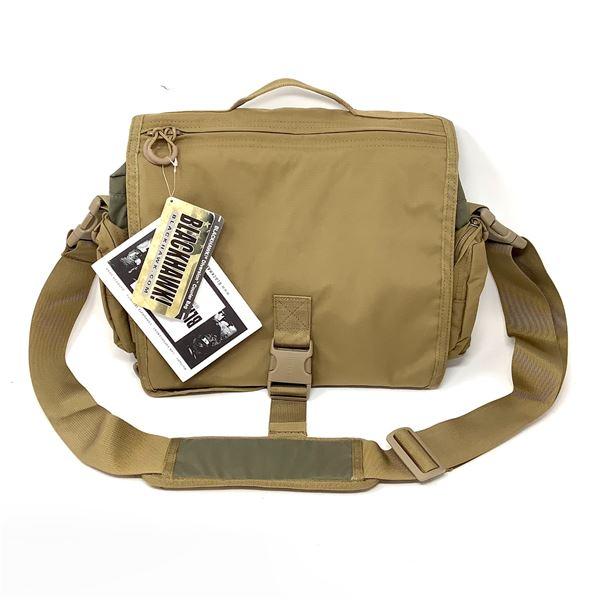 BlackHawk Diversionary Pistol Courier Bag, FDE, New