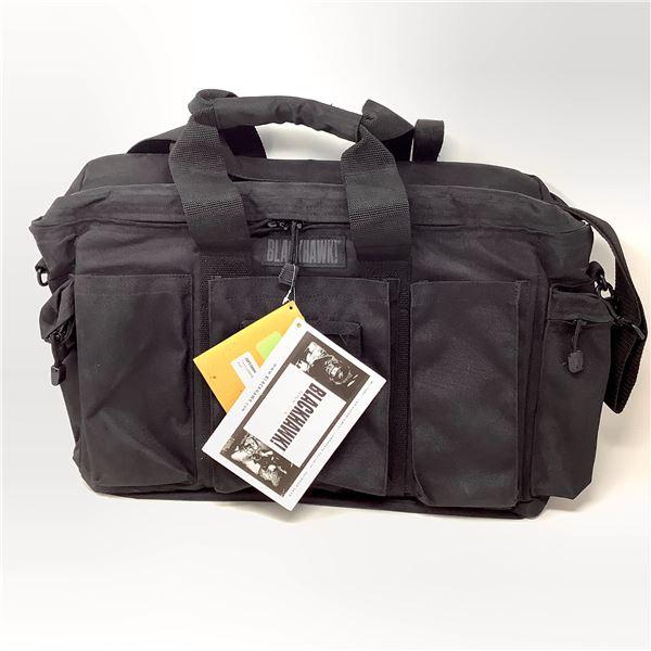 BlackHawk Police Equipment Bag, Black, New