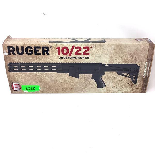 ATI Ruger 10/22 AR22 Conversion Kit, Black, New