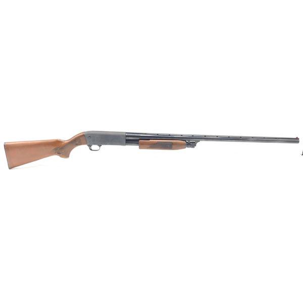 "Ithaca Model 37 Featherlight Pump-Action Shotgun, 30"" Barrel, FULL Choke, 12 Ga. 2 3/4"""