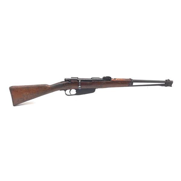 Carcano M38 6.5 X 52mm Bolt-Action Carbine, Surplus