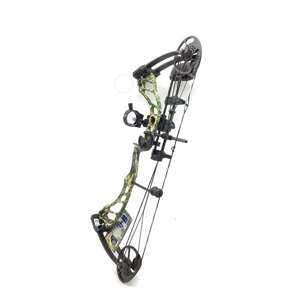 Quest Centec NXT Hunting Youth Bow Package, Real Tree Camo, New