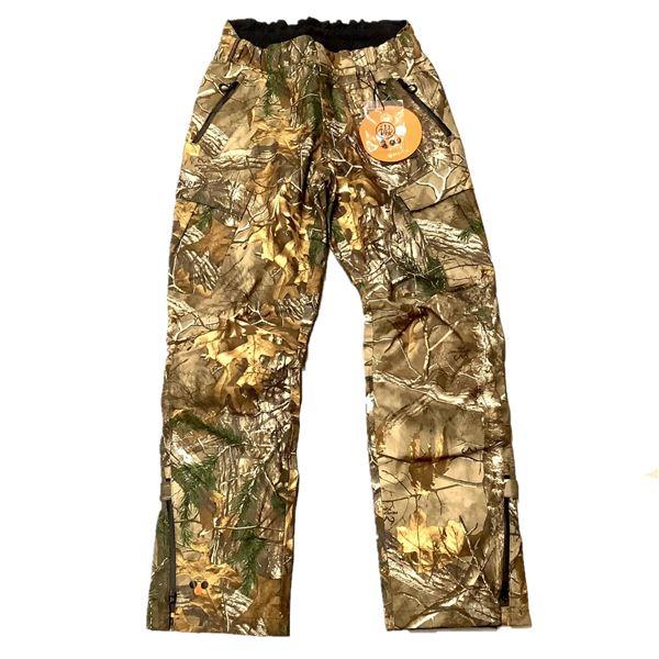Beretta Light Static Pants APX Camo, L, New