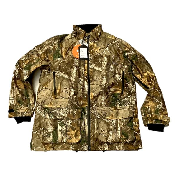 Beretta Light Static Jacket APX Camo, XXL, New