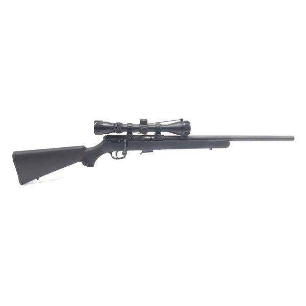"Savage Model 93 Bolt-Action Rifle, 20.5"" Barrel, .17 HMR"