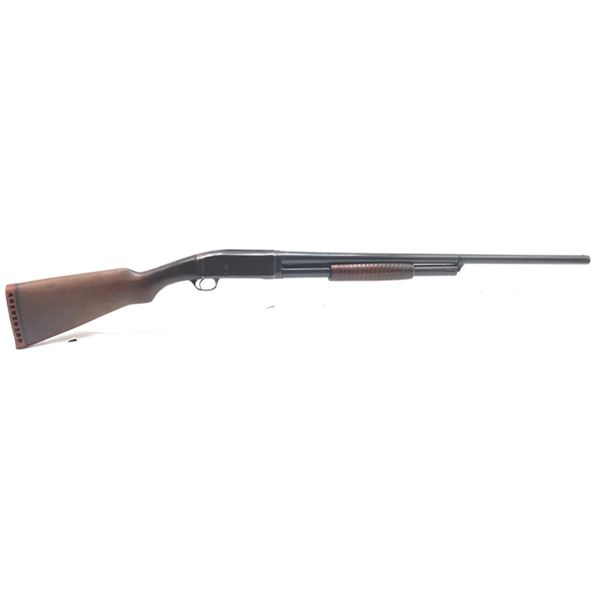 "Remington Model 10-A Pump-Action Shotgun, 30"" Barrel FULL Choke, 12 Ga. 2 3/4"""