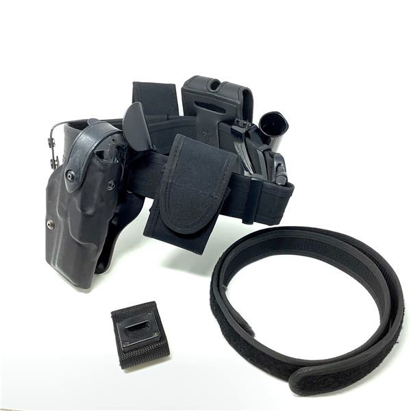 Duty Belt with Accessories