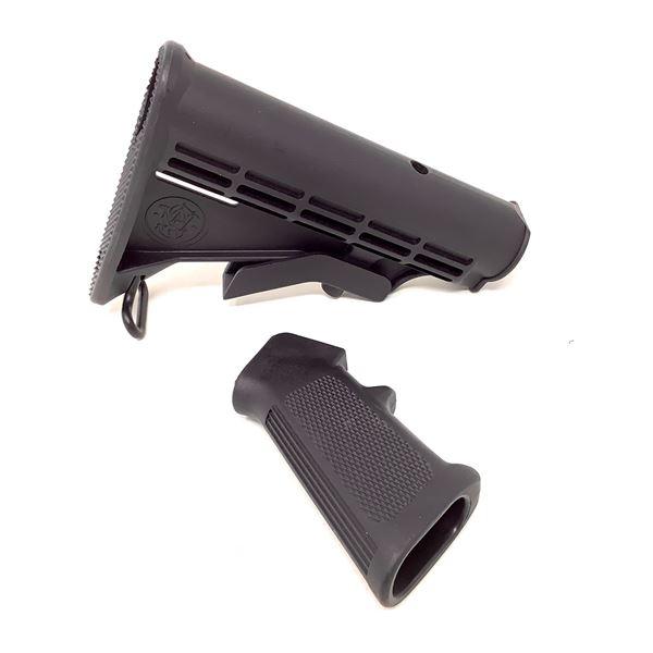 AR15 Buttstock & Pistol Grip