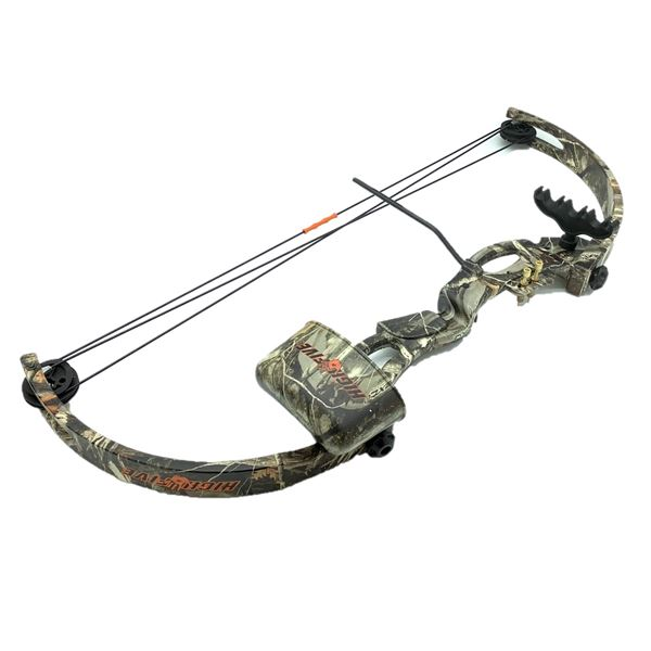 High Five Youth Compound Bow with Case
