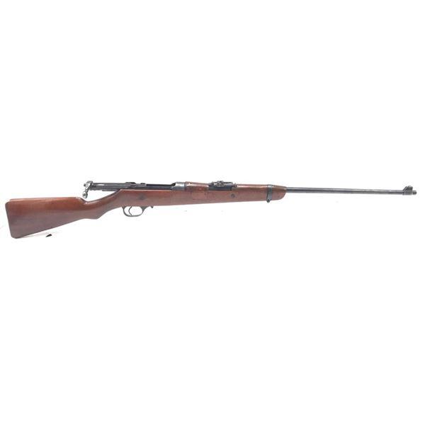 Sporterized Ross Mark II Straight-Pull Bolt-Action Rifle, .303 British