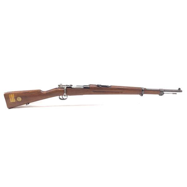 1942 Swedish Mauser 6.5 x 55mm Bolt Action Rifle