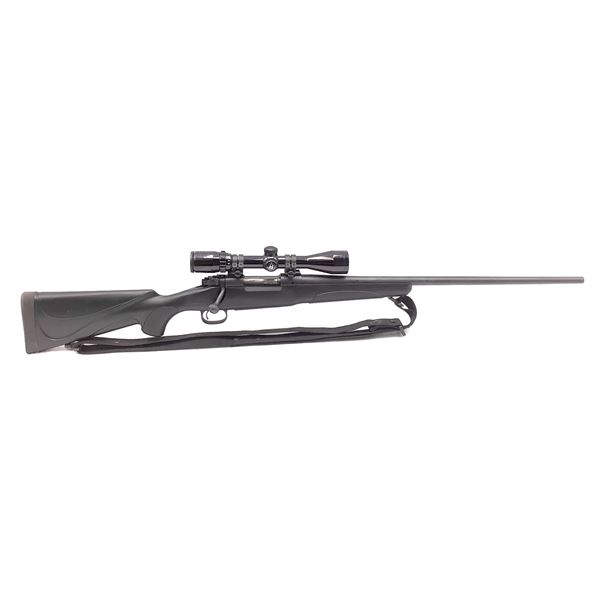 "Winchester Model 70 7mm WSM Bolt Action Rifle W/ Bushnell Scope, 24"" Barrel"