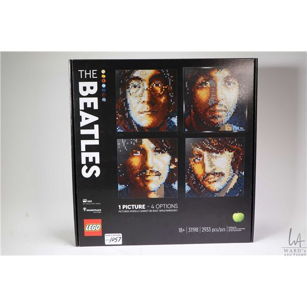"""An unopened 2930 piece Lego set """"The Beatles"""" Items 31198"""