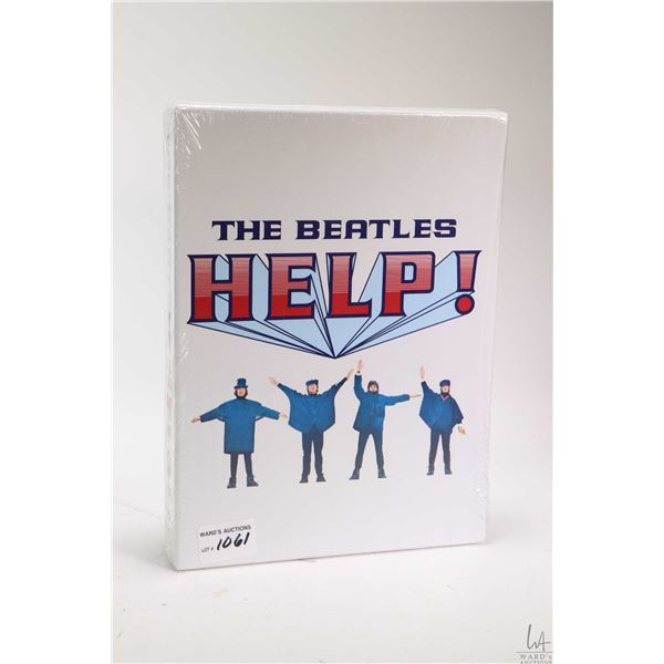 The Beatles Help! DVD Deluxe Edition, includes two DVDs and hard cover book, made in Holland and sti