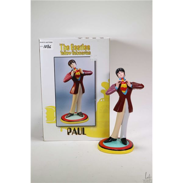 Boxed Beatles Yellow Submarine Paul MacCartney figure, appears new in box