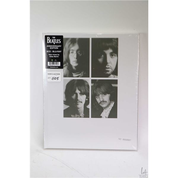 Factory sealed The Beatles Anniversary edition 6 CD: Blu Ray including new mixed by Gilles Martin