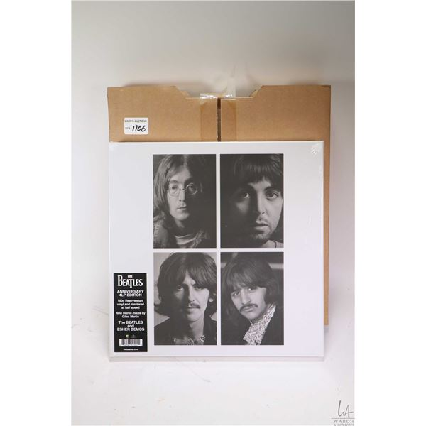 """Factory sealed """"The Beatles and Esher Demos"""" Anniversary edition"""