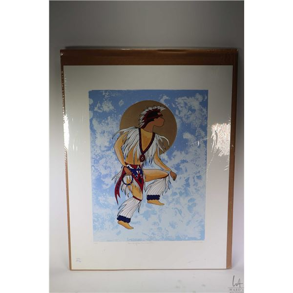 """Two unframed limited edition prints including """"Dance of the Summer Sun"""" 9/125, """"Dance of the Summer"""