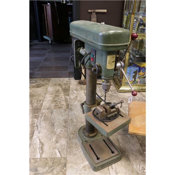 Jet 13R drill press, tested and working