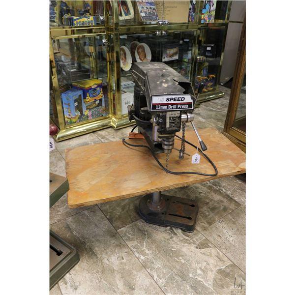 Solid craft 5 speed, 13mm drill press