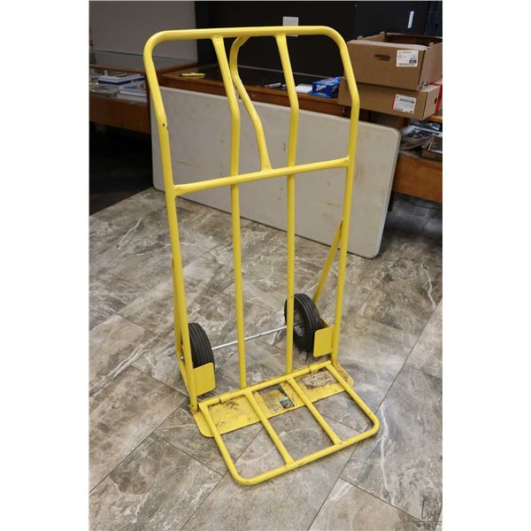 Power Fist wide load hand cart