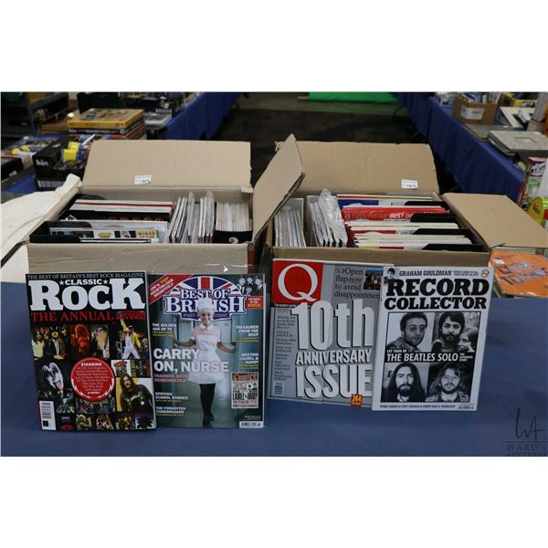 Selection of Beatles and Beatles related all are either Beatles covers or have Beatles related artic