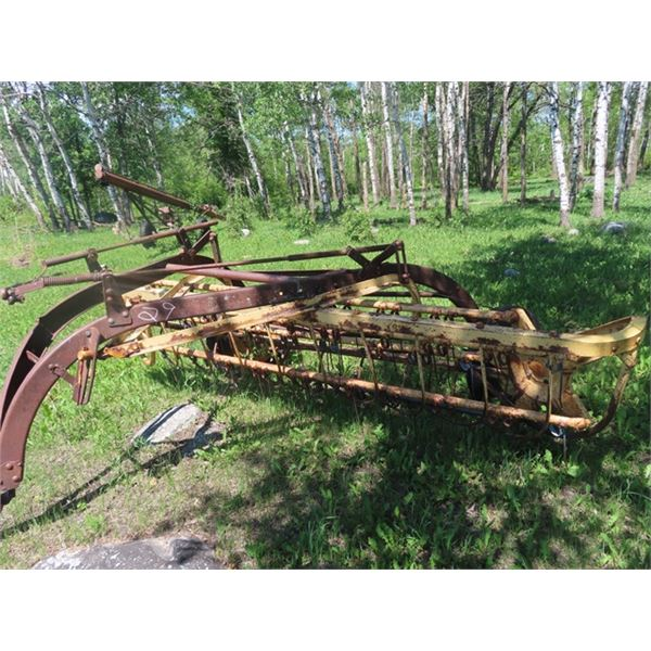 NH 56 Side Delivery Rake