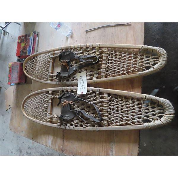 Snowshoes, w Straps