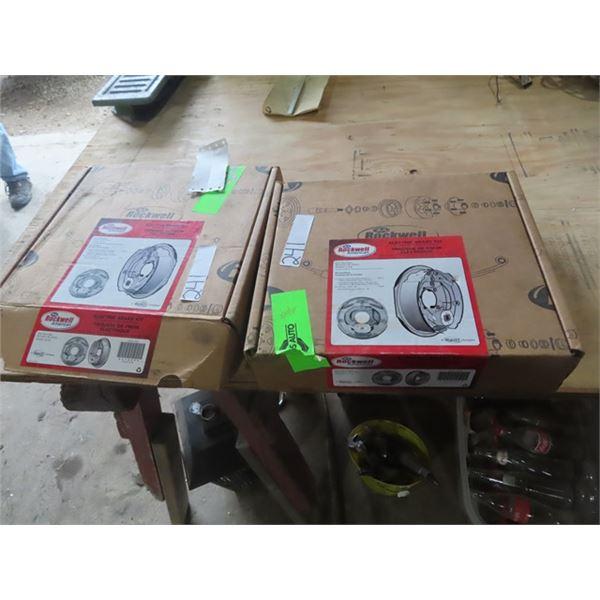 New 3500 LB Electric Brake Assembly
