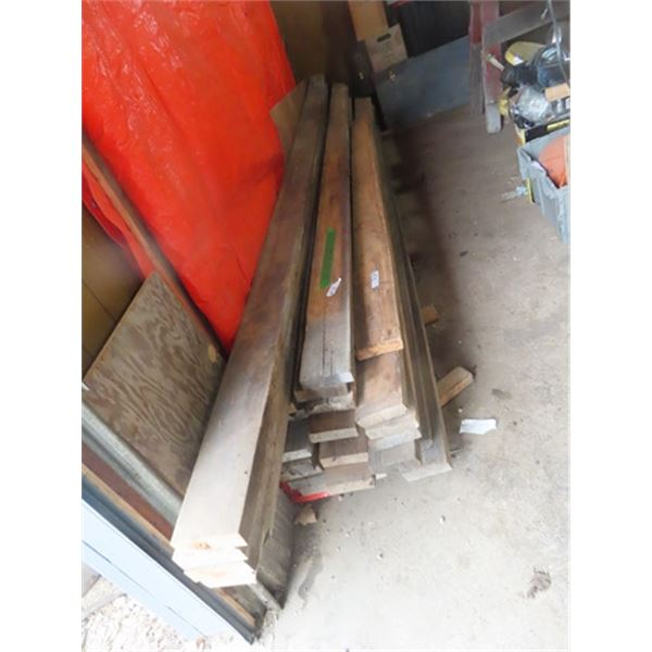"Approx 26 Pcs 2"" x 6"" x 12' Lumber"