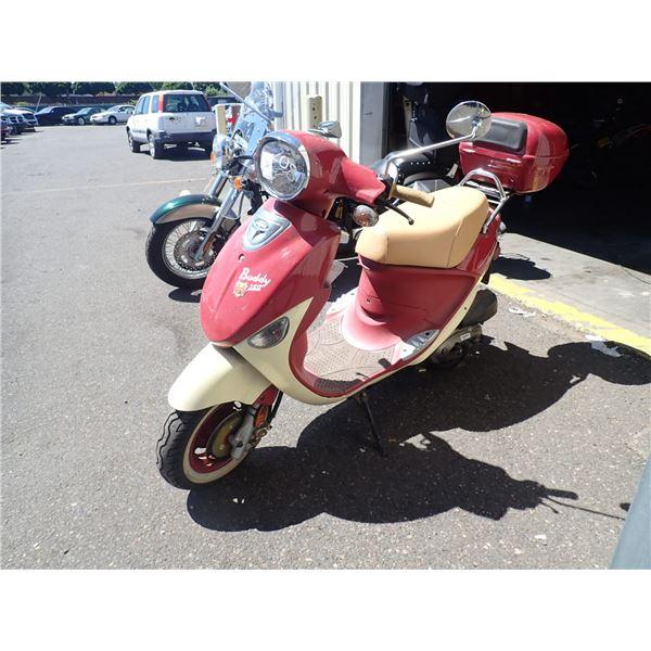 2008 Genuine Scooter Co. Buddy
