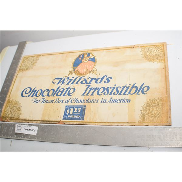 ANTIQUE TROLLEY CARD ADVERTISING SIGNS,