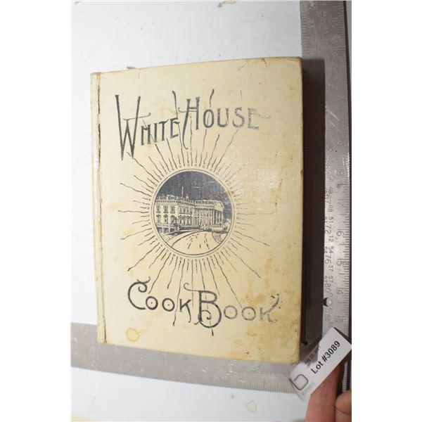 WHITE HOUSE ANTIQUE COOKBOOK