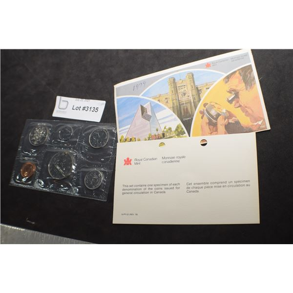 CANADA CANADIAN UNCIRCULATED COIN SET 1979