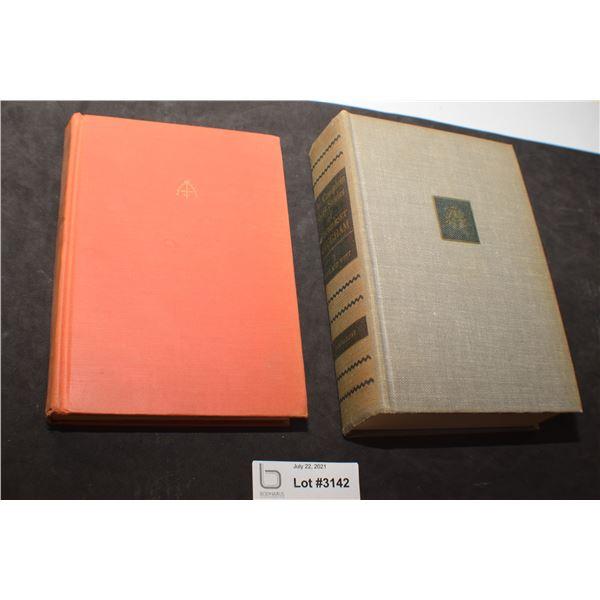 ANTIQUE SOMERSET MAUGHAM BOOKS