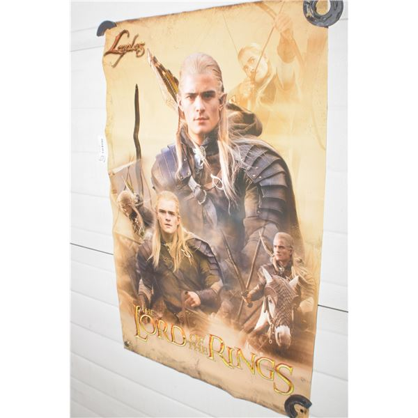 LORD OF RINGS VINTAGE POSTER
