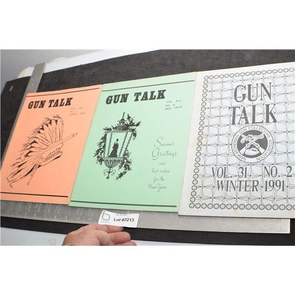 GUN TALKS MAGAZINE SASK