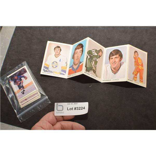 WHA & NHL HOCKEY CARDS
