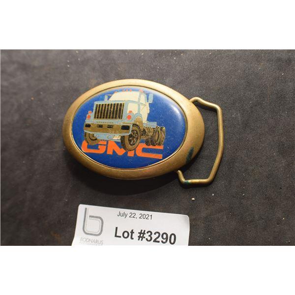 1983 GMC BELT BUCKLE