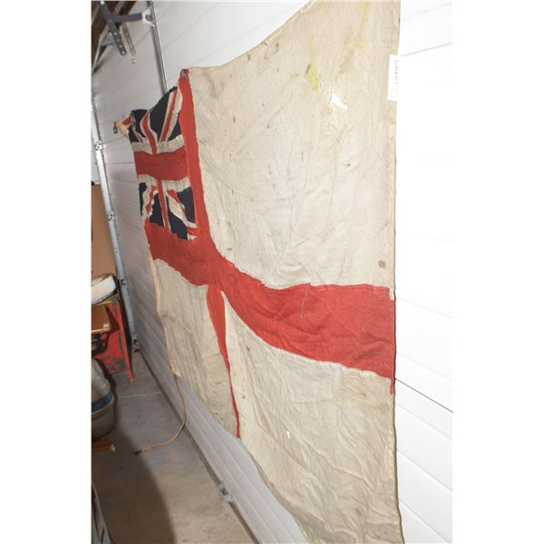 WWII 6 ' SHIPS FLAG