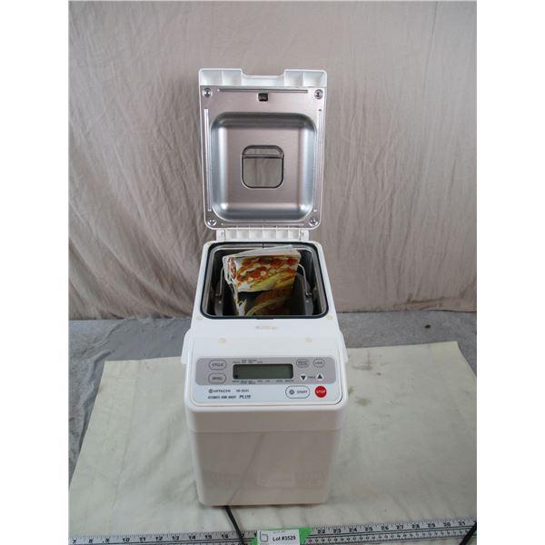 Hitachi HB-B201 Bread Making Machine
