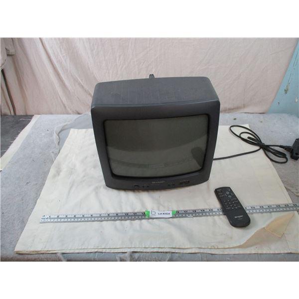 "Sharp 13"" Tube TV"