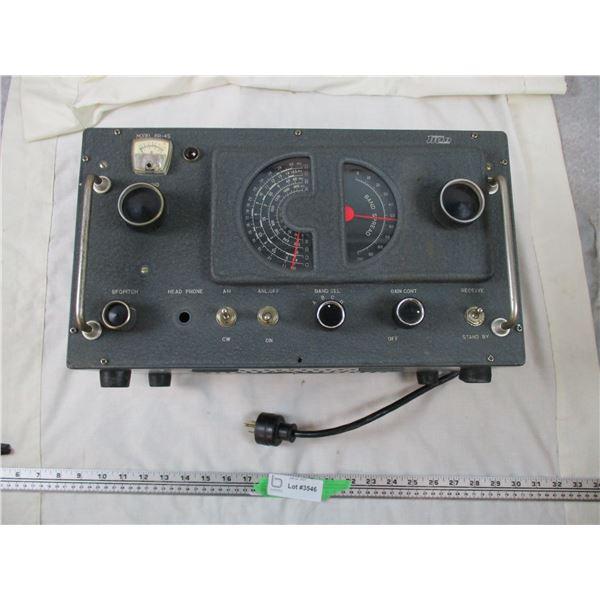 Trio 6R-4S Vintage Radio Receiver