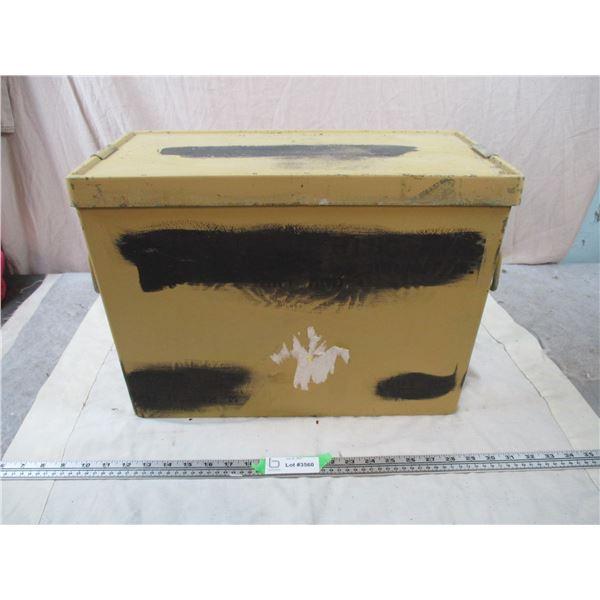 Fiberglass Ammunition container 18x10x14