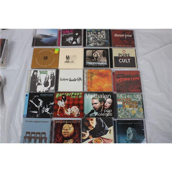 CD Music Lot - SOAD, SNFU, Sum41, Superjoint, Incubus, etc