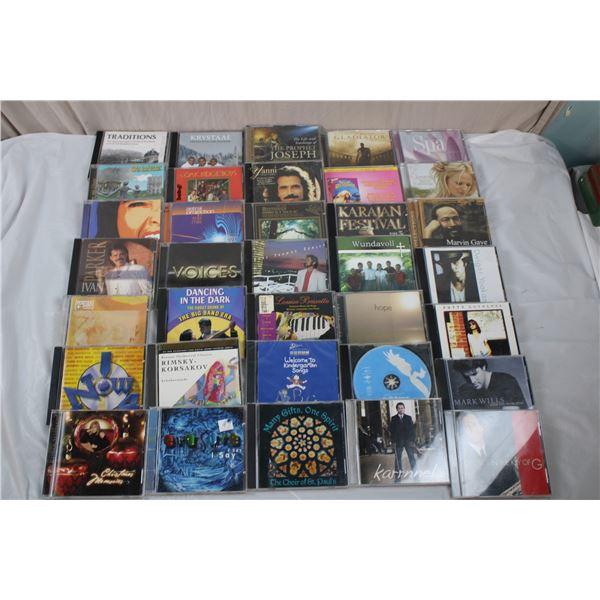 CD Lot - Easy Listening - Jewel, Dwight Yoaken, Patty Loveless. Romance, Dance, Country