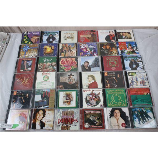 CD Lot - Chistmas Specials - Kenny G, Paul Brandt, Any Grant, Niel Diamond